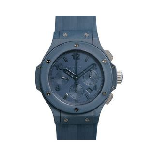 Hublot Big Bang Blue Ceramic 44mm Chrono Limited Edition Watch 301 EI