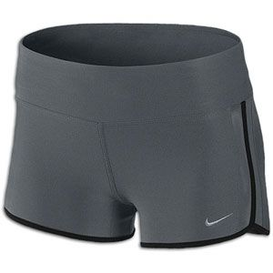 Nike 2 Boy Short   Womens   Running   Clothing   Anthracite/Matte