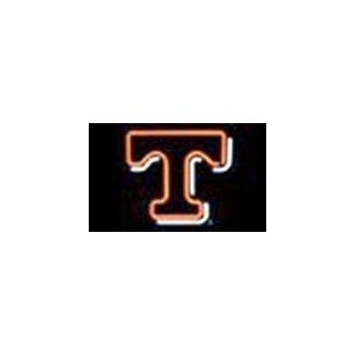 NCAA Tennessee Volunteers Logo Neon Lighted Sign Sports