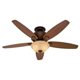 Hunter 54 Newburgh Ceiling Fan with Light