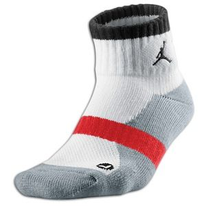 Jordan Tipped Low Quarter Sock   Mens   Basketball   Accessories