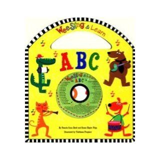 Wee Sing & Learn ABC Book and CD Toys & Games