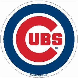 Chicago Cubs MLB Precision Cut Magnet