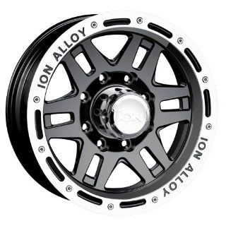Ion Alloy 133 Black Beadlock Wheel (15x8/5x114.3mm)