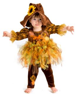 Princess Paradise Scout The Scarecrow Costume Baby Toddler 6 9 12 18