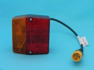 Pre Wired Plug in Light Used on Ifor Williams Horsebox Trailers
