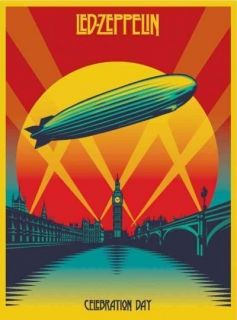 LED Zeppelin Celebration Day New Blu Ray Boxset