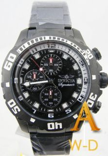 Invicta Signature I I Mens Chronograph Watch 7335 J3B