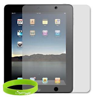 LCD Screen Protector Covers for Apple iPad 2 Wi Fi 3G