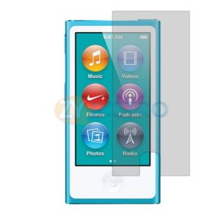Anti Glare Matte Screen Protector Cover Film for iPod Nano 7th