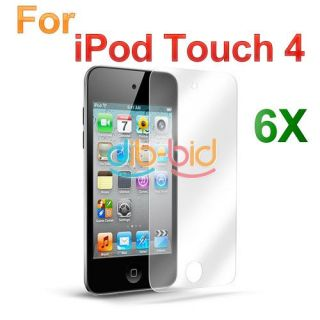 LCD Screen Protector Cover Shield for Apple iPod Touch 4 4G 4th Gen