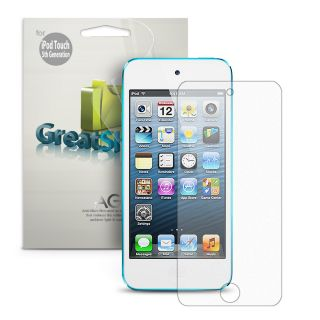 GreatShield 3 Pack Anti Glare Screen Protector Film for Apple iPod