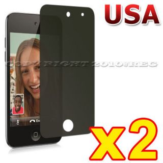 Privacy Anti Spy LCD Screen Protector Cover Guard for Apple iPod