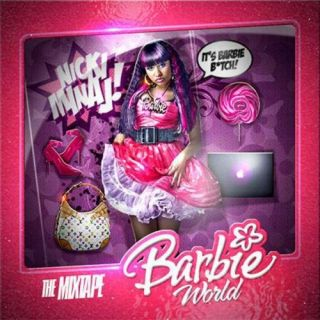 Nicki Minaj Barbie World Mixtape Young Money Cash Money