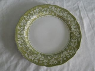 Royal Staffordshire Victoria Ironstone Plate Meakin