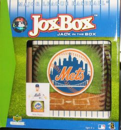 2005 Upper Deck Mets JOX Box Mike Piazza Jack in The Box