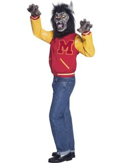 Costume Teen Wolf Michael Jackson Halloween Fancy Dress