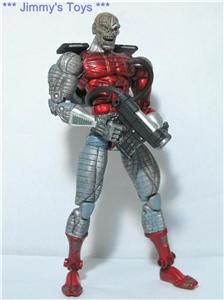M17 Marvel Legends Galactus Series Deathlok Action Figure