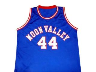 Richard Jefferson Moon Valley High Jersey Blue New Any Size