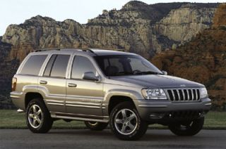 99 00 01 02 03 04 Jeep Grand Cherokee Factory Service Repair