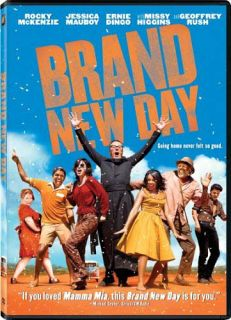 BRAND NEW DAY (CANADIAN RELEASE) *NEW DVD*****