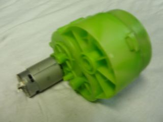 Peg Perego John Deere Gator Ride on Gearbox Part Green Style