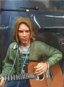 Nirvana Kurt Cobain Unplugged Figure
