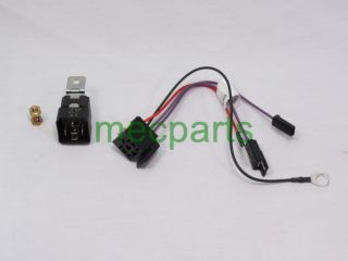 NEW JOHN DEERE STARTER RELAY KIT AM107421 316 318 160 165 180 420 GX75