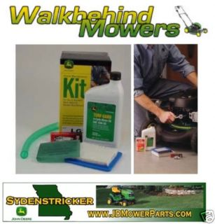 John Deere 14SE Home Maintenance Kit LG234