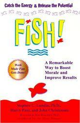 Fish by Harry Paul John Christensen Stephen C Lund