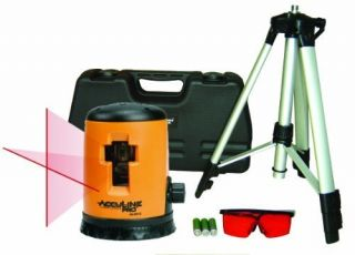 Johnson Level and Tool 40 0921 Self Leveling Cross Line Laser Level Kit