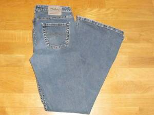 Womens Silver Blue Jeans Size 30 Stretch Julia