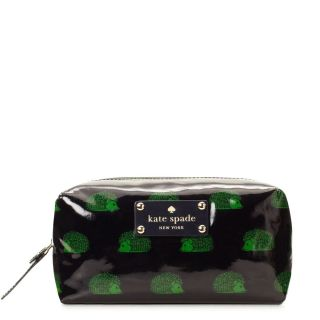Kate Spade New York Hedgehog Medium Leila Multi Color Cosmetic Bag