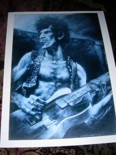 Keith Richards Picture Rolling Stones