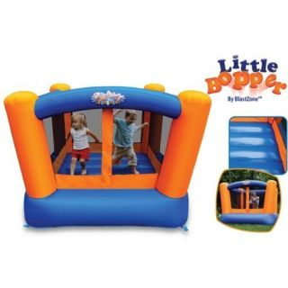 Small Inflatable Bouncer Kids Bounce House Indoor Outdoor Blow Up