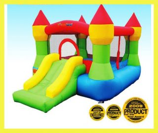 Kids Bounce House Inflatable Bouncer Castle Jump Jumper