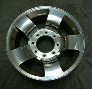 18 Ford F250 King Ranch Wheel Rim 2004