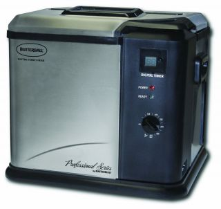 Butterball Indoor Electric Turkey Fryer Cooker Kitchen Counter Food