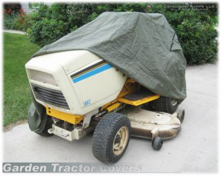 New Olive Riding Lawn Mower Garden Tractor Storage Cover 62413