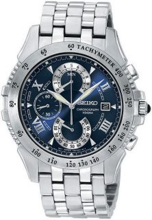 Seiko Mens SPC043 Le Grand Sport Dual Chronograph Watch