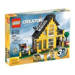 Lego 4517443 Creator Beach House 4996 673419102834