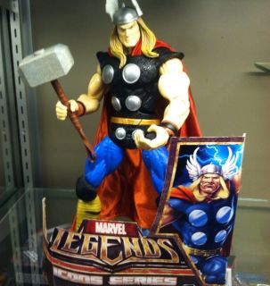 Marvel Legends Icons Rare Thor Loose But New Action Figures Universe