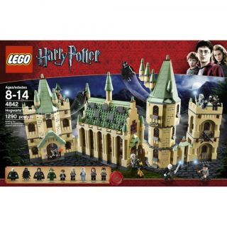 Lego Harry Potter Hogwarts Castle Complete Set Includes 9 Minifigures