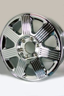 Chrome 18 Lincoln Navigator Wheels 3519 2L741007AJ