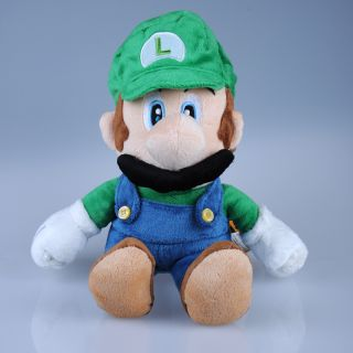 New Super Mario Plush Series 9 Luigi Plush Doll Toy