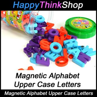 Magnetic Letters Alphabet Upper Case Lower Case Numbers Hangul Korean