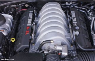 Challenger Charger Magnum SRT8 6 1 Hemi Engine and Transmission 51K
