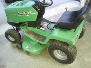 John deere sabre hydrostatic riding mower tractor 15 5hp Illinois