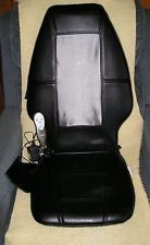 Homedics Shiatsu Massaging Cushion Seat Chair Model SBM 200