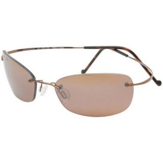 Maui Jim Titanium Kapalua Sunglasses MJ 502 23 Polarized